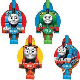 Thomas Party Blowers (8-pack)