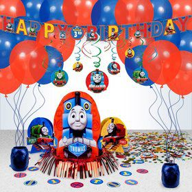 Thomas Party Decoration Kit