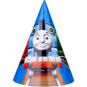 Thomas Party Hats (8-pack)