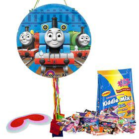 Thomas Pull String Pinata Kit