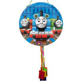 Thomas Pull String Pinata