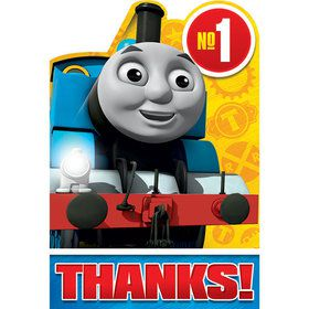 Thomas Thank You Notes (8-pack)