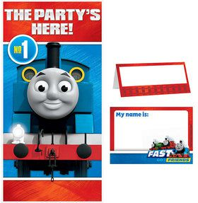 Thomas the Tank Engine Party Welcome Kit