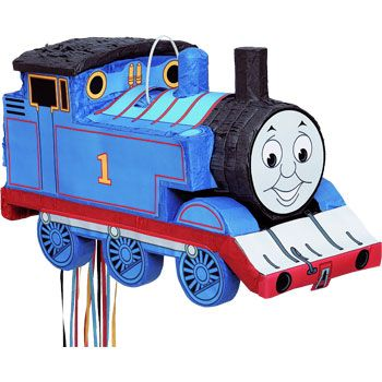 Thomas The Tank Engine Pinata - Party Supplies