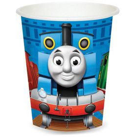 Thomas the Train 9 oz. Paper Cups
