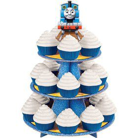 Thomas the Train Cupcake and Treat Stand (Each)