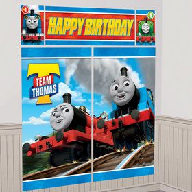 Thomas the Train Wall Decorating Set (Each)