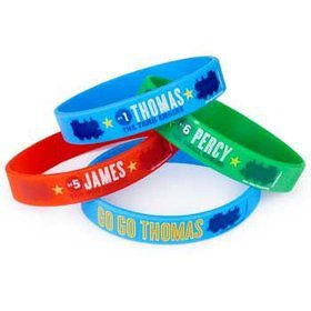 Thomas Wristband (4-pack)