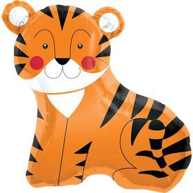 "Tiger 33"" Balloon (each)"