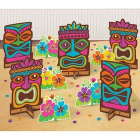 Tiki Table Decorating Kit (Each)
