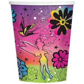 Tinker Bell 9oz Cups (8 Pack)