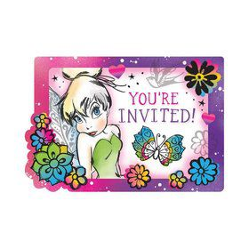 Tinker Bell Invitations (8 Pack)