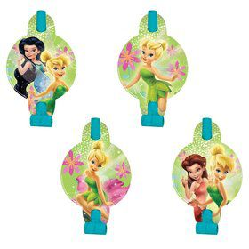 "Tinkerbell 5"" Blowouts (8 Pack)"