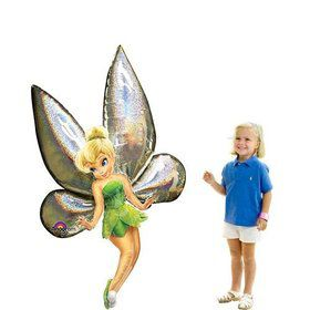 "Tinkerbell 66"" Airwalker Balloon (Each)"