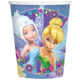 Tinkerbell 9oz Cups (8 Pack)