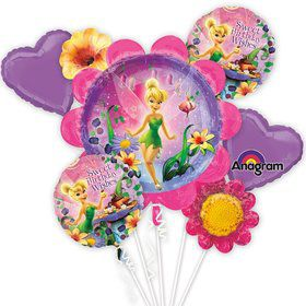 Tinkerbell Balloon Bouquet (Each)