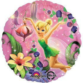 "Tinkerbell Foil 17"" Balloon (Each)"