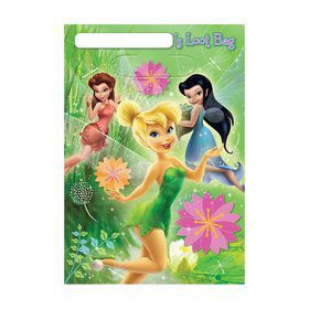 Tinkerbell Lootbags (8 Pack)