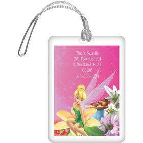 Tinkerbell Personalized Luggage Tag (Each)