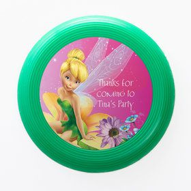 Tinkerbell Personalized Mini Discs (Set Of 12)