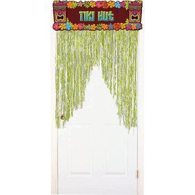 Totally Tiki Door Curtain (Each)