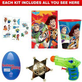 Toy Story 3 Deluxe Favor Kit (for 1 Guest)