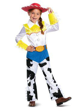 Toy Story 4: Jessie Deluxe Toddler Costume