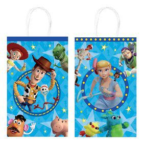 Toy Story 4 Paper Bags