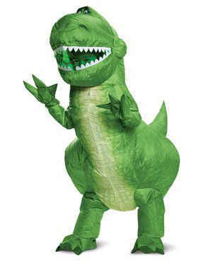Toy Story 4: Rex Inflatable Child Costume