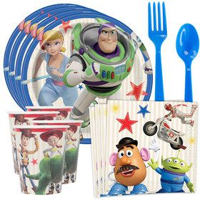 Toy Story 4 Tableware Kit (Serves 8)