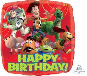Toy Story Balloon (each)