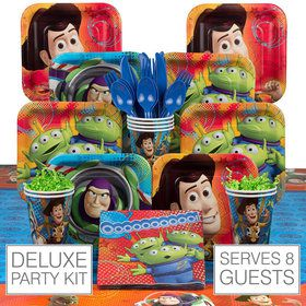 Toy Story Birthday Party Deluxe Tableware Kit