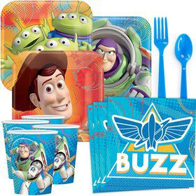 Toy Story Birthday Party Standard Tableware Kit
