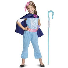 Toy Story Kids Bo Peep Costume Kit