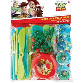 Toy Story Mega Mix Favor Pack (For 8 Guests)