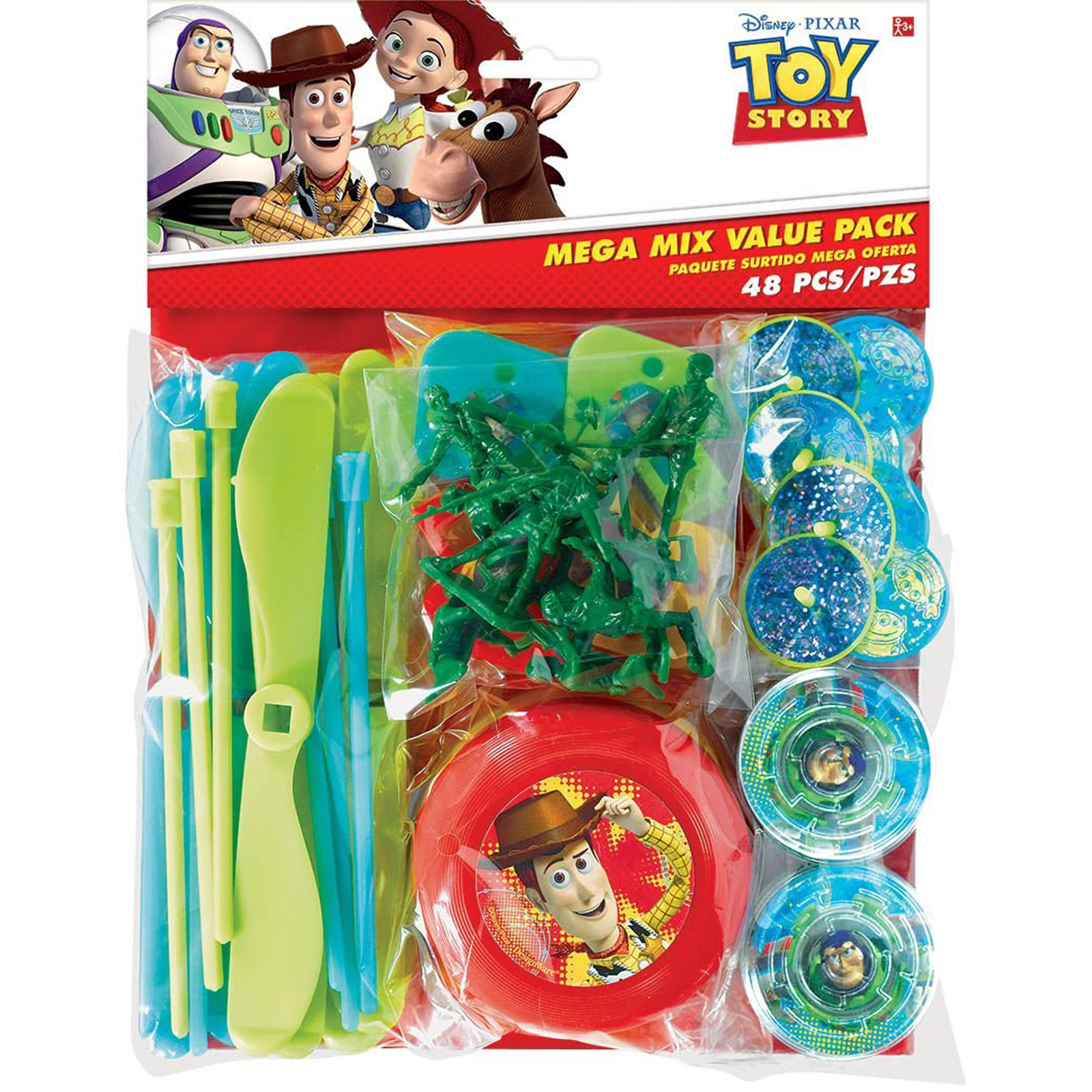 Toy Story Mega Mix Favor Pack (For 8 Guests) BB396594