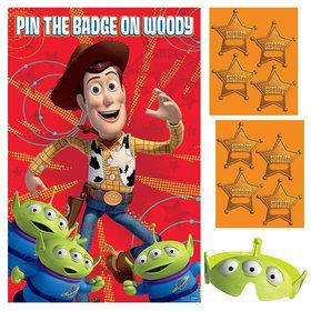 Toy Story Party Game (Each)