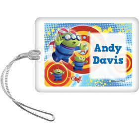 Toy Story Personalized Bag Tag (Each)