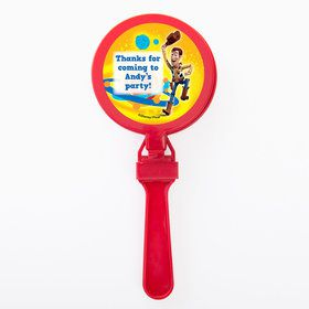Toy Story Personalized Clappers (Set Of 12)