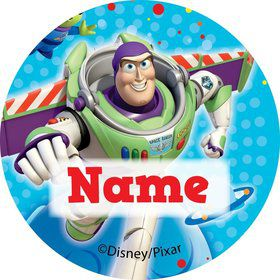 Toy Story Personalized Mini Stickers (Sheet of 20)