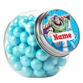 Toy Story Personalized Plain Glass Jars (10 Count)