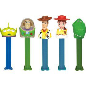 Toy Story Pez Dispenser & Candy Set (Each)