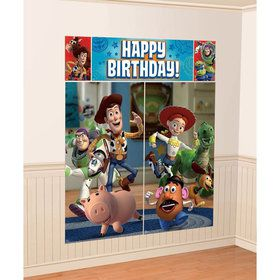Toy Story Wall Decorating Set (Each)