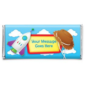 Toy Tales Personalized Candy Bar Wrapper (Each)