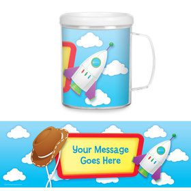 Toy Tales Personalized Favor Mug (Each)