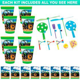 Tractor Time Favor Kit (For 8 Guests)