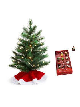 Traditional Mini Christmas Tree Kit