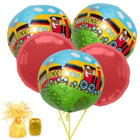 Train Balloon Kit (Each)
