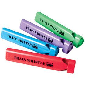 "Train Whistle 7"" Favor (Each)"