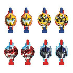 "Transformers 5"" Blowouts (8 Pack)"